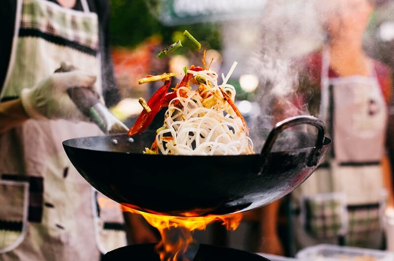 wok e-catering